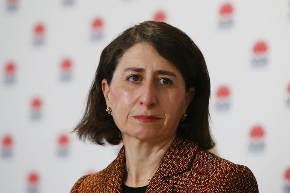 Premier Gladys Berejiklian has identified August as the month NSW gets vaccinated. Source: Getty