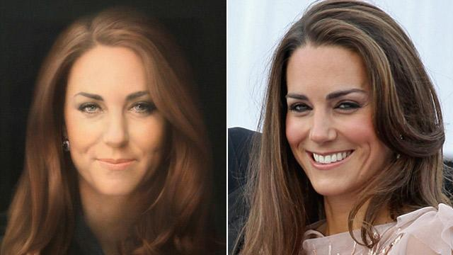 World Reacts to Kate Portrait - 'Lifeless''
