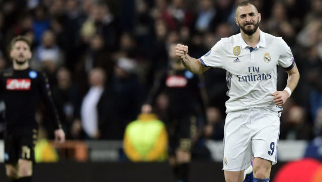 <p><strong>Number of Champions League goals: 51</strong></p> <br><p>Benzema recently overtook Henry as the highest scoring Frenchman in the competition, when he scored against Napoli in this season's quarter finals. </p> <br><p>The 29-year-old first got off the mark during his Lyon days, but it was only once he moved to Real Madrid that Benzema became a regular scorer in the Champions League. </p>