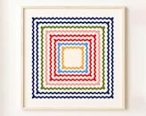 <p>For a personality-filled piece, get this <span>Sarah Goodwin Design Ric Rac Rainbow Wall Art Print</span> ($72). Art should reflect your love of design, and if you can relate to these colorful and funky lines, then this one's for you.</p>