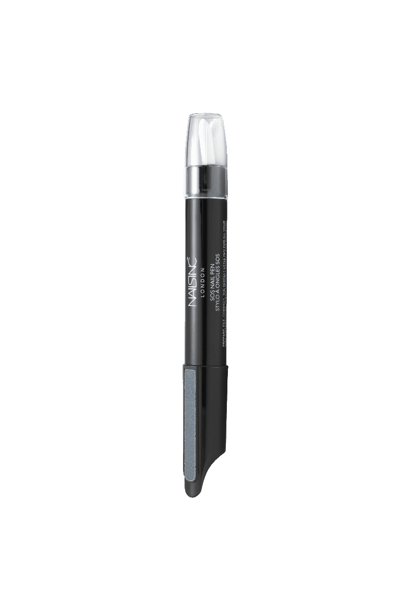 <p>Mistakes happen, but the <span>Nails.Inc. SOS Corrector Pen</span> ($12) makes it easier to remove polish from your cuticles without messing up the entire nail. </p>