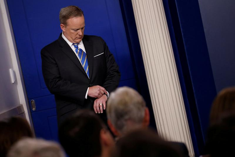 Expect More Trump Press Conferences With Spicer In Diminished Role, Sources Say