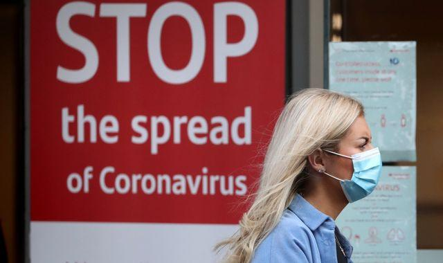 Coronavirus: Doctors call for mandatory masks in offices and outdoors in new wish list