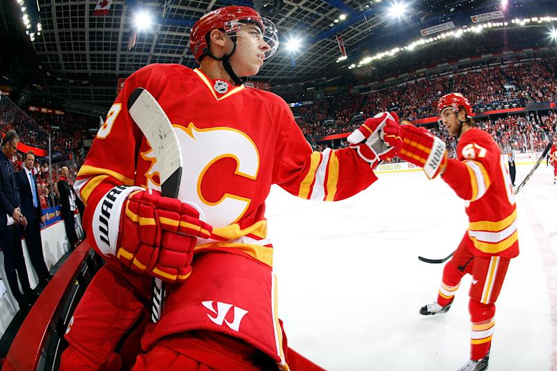 Taken On Its Face The High End Of The Calgary Flames Roster Is Probably Among The Best In The Western Conference