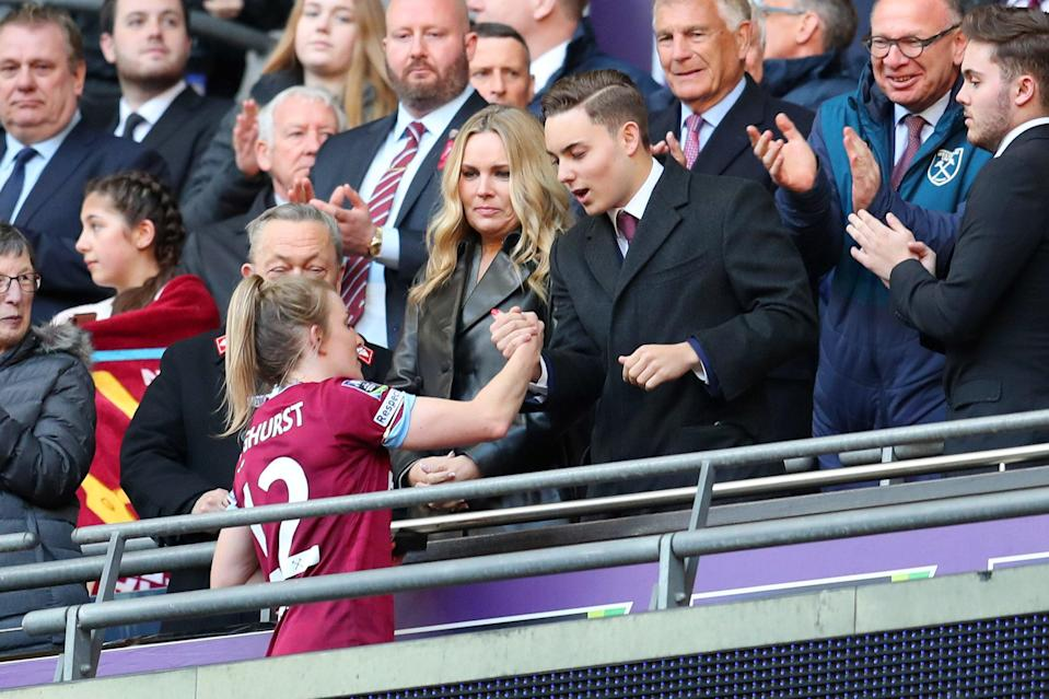 Women's FA Cup Final in 2019Getty Images