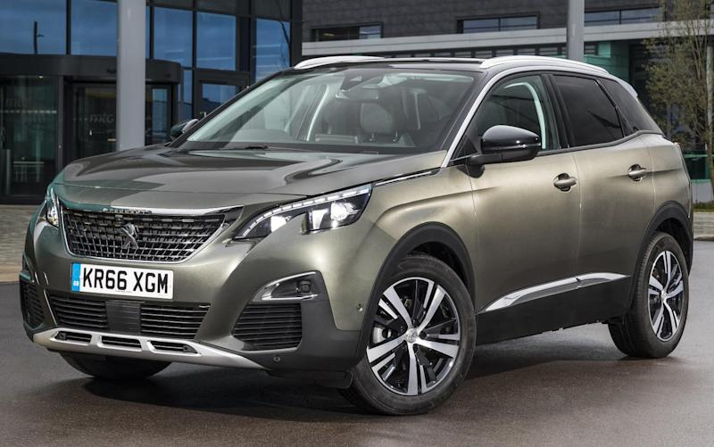 The new Peugeot 3008 has rather distinctive looks, but we've found them easy to get used to