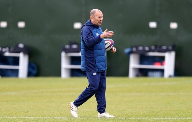 Eddie Jones sprung a surprise when he last coached against Georgia in 2015