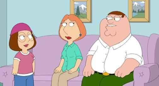 Family Guy has taken another swipe at Kevin Spacey. Source: 20th Century Fox
