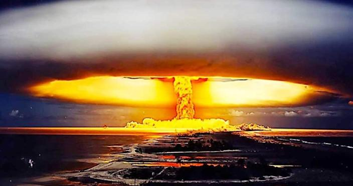 Russia S Tsar Bomba Nuke Is So Destructive That It Was Only Tested Once