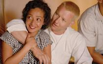 """<p>Ruth Negga and Joel Edgerton play Mildred and Richard Loving, the real interracial couple who spent nine years fighting for their right to be together. It's thanks to them that a 1967 Supreme Court decision declared state laws prohibiting interracial marriage unconstitutional. <em>Loving </em>is a triumph. </p><p><a class=""""link rapid-noclick-resp"""" href=""""https://www.amazon.com/Loving-Joel-Edgerton/dp/B01N42ECGC?tag=syn-yahoo-20&ascsubtag=%5Bartid%7C10072.g.33383086%5Bsrc%7Cyahoo-us"""" rel=""""nofollow noopener"""" target=""""_blank"""" data-ylk=""""slk:Watch Now"""">Watch Now</a></p>"""