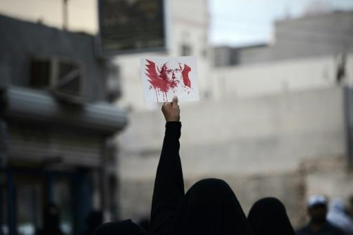 Shiite protesters clash with Bahrain police: witnesses