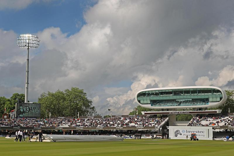 Banned clothes: A letter has been issued to Marylebone Cricket Club members warning them what they can and cannot wear: (Sarah Ansell/Getty Images)