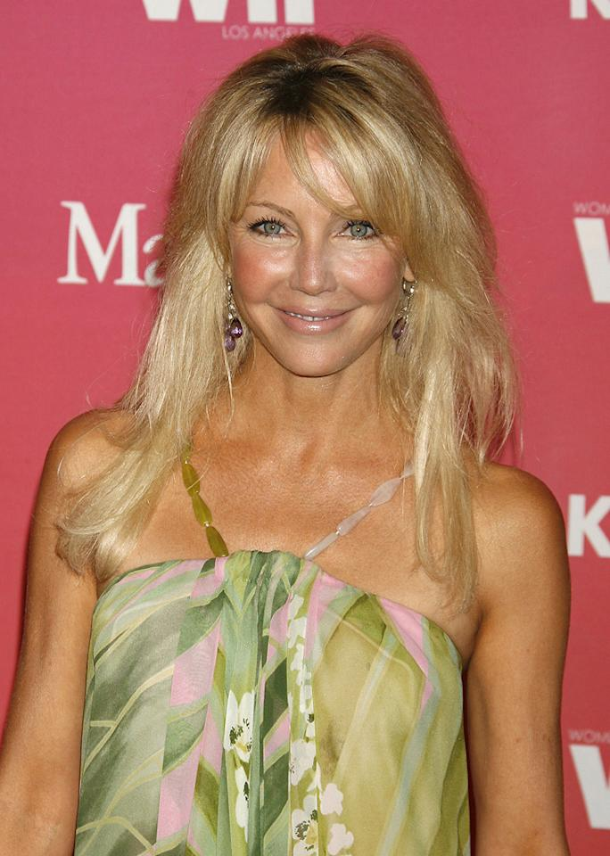 "September 25: Heather Locklear turns 50. Jeffrey Mayer/<a href=""http://www.wireimage.com"" target=""new"">WireImage.com</a> - June 12, 2009"