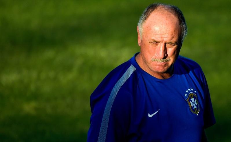 Brazil have 'one hand on Cup': Scolari