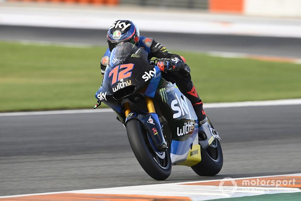 """Marco Bezzecchi, Sky Racing Team VR46<span class=""""copyright"""">Gold and Goose / Motorsport Images</span>"""
