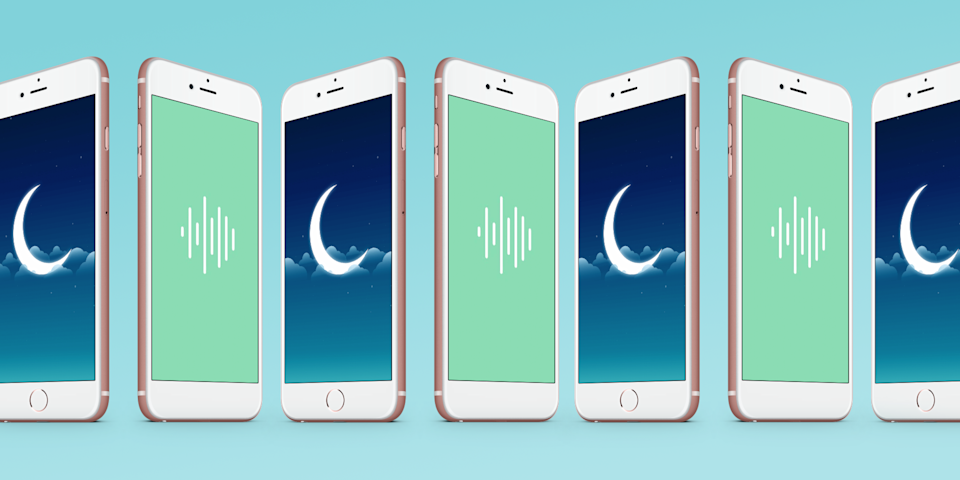 """<p>Struggling to catch enough zzz's? There's an app for that (no surprise there!). In fact, there are so many sleep apps that promise to <a href=""""https://www.goodhousekeeping.com/health/wellness/g22654630/best-sleep-inducing-products/"""" rel=""""nofollow noopener"""" target=""""_blank"""" data-ylk=""""slk:help you fall (and stay) asleep"""" class=""""link rapid-noclick-resp"""">help you fall (and stay) asleep</a> that it can be hard to figure out which ones are worth a try. That's where the experts at the <a href=""""https://www.goodhousekeeping.com/institute/about-the-institute/a19748212/good-housekeeping-institute-product-reviews/"""" rel=""""nofollow noopener"""" target=""""_blank"""" data-ylk=""""slk:Good Housekeeping Institute"""" class=""""link rapid-noclick-resp"""">Good Housekeeping Institute</a> come in. We got feedback from real consumers to determine the best sleep apps out there. Plus, we had <a href=""""https://www.google.com/search?q=rachel+rothman&oq=rachel+rothman&aqs=chrome..69i57j0l6j69i60.6506j0j7&sourceid=chrome&ie=UTF-8"""" rel=""""nofollow noopener"""" target=""""_blank"""" data-ylk=""""slk:Rachel Rothman"""" class=""""link rapid-noclick-resp"""">Rachel Rothman</a>, our chief technologist and director of engineering, report back on some of the best sleep-focused apps she's tested. We also spoke with a clinical psychologist for recommendations. </p><p>If you're feeling extra restless lately, you're not alone: More than five million Americans have issues getting to sleep each night, <a href=""""https://www.sciencedirect.com/science/article/abs/pii/S2352721819301834"""" rel=""""nofollow noopener"""" target=""""_blank"""" data-ylk=""""slk:according to a 2019 study"""" class=""""link rapid-noclick-resp"""">according to a 2019 study</a> from Iowa State University. Getting yourself into the right headspace to sink into your pillows and quiet your mind isn't an easy task, and different resources work for different people. Some may enjoy <a href=""""https://www.goodhousekeeping.com/health/wellness/g31945544/best-meditation-apps/"""" rel=""""nofollow noopener"""" target=""""_blank"""" """