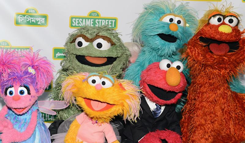 Sesame Street celebrates its 50th anniversary on November 10, 2019