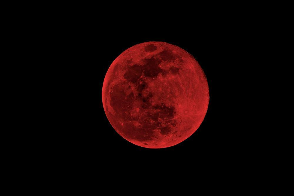 There's a Strawberry Moon tonight — but what even is that?