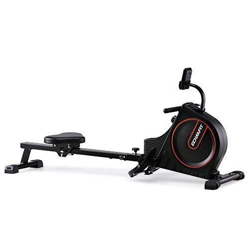"""<p><strong>ECHANFIT</strong></p><p>amazon.com</p><p><strong>$235.76</strong></p><p><a href=""""https://www.amazon.com/dp/B083KB8JLC?tag=syn-yahoo-20&ascsubtag=%5Bartid%7C2139.g.26014893%5Bsrc%7Cyahoo-us"""" rel=""""nofollow noopener"""" target=""""_blank"""" data-ylk=""""slk:Shop Now"""" class=""""link rapid-noclick-resp"""">Shop Now</a></p><p>This folding magnetic rowing machine has a 16 resistance levels that allows you to customize your workout. It's also quipped with <br>an adjustable console, ergonomic handlebar and anti-skid pedals for a smooth workout.<br></p>"""