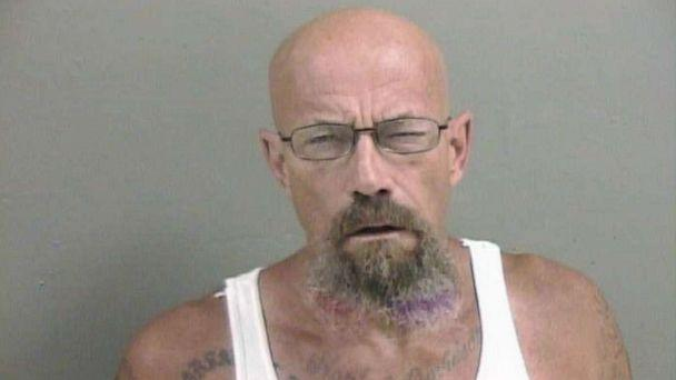 PHOTO: Todd W. Barrick Jr., 50, seen in this undated police booking photo, is wanted for violation of probation. (Galesburg Police Department via Facebook)