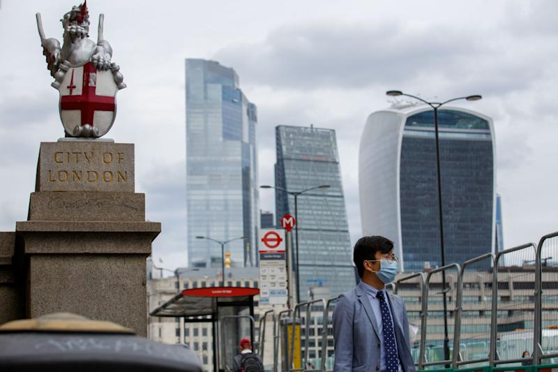 Why Londoners Are Refusing to Return to the Office