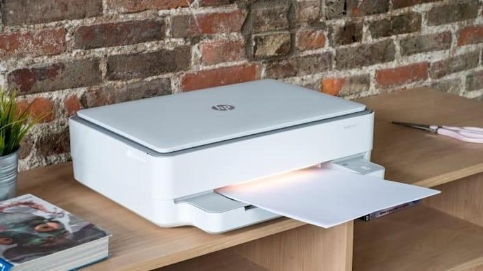 The HP Envy 6055 is a capable printer available at a reasonable price.