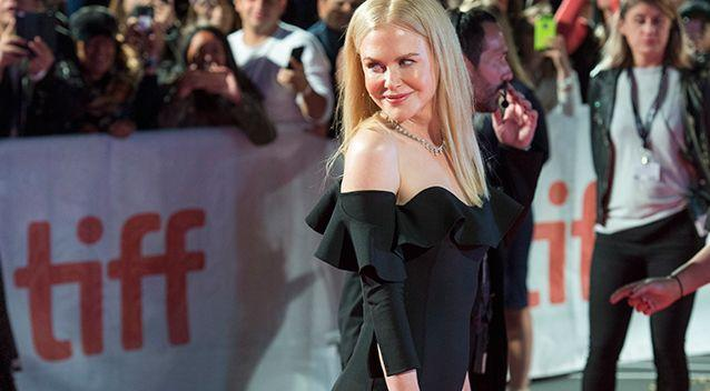 Nicole Kidman has a cultivated accent. Source: AAP