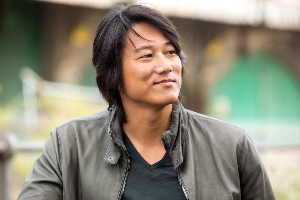 Sung Kang as 'Fast & Furious' fan favorite Han Lue (Photo: Giles Keyte/©Universal Pictures/Courtesy Everett Collection