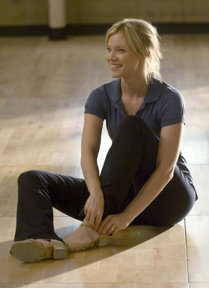 """<a href=""""http://movies.yahoo.com/movie/contributor/1800019236"""">Amy Smart</a> in Screen Media Films' <a href=""""http://movies.yahoo.com/movie/1809912511/info"""">Love N' Dancing</a> - 2009"""
