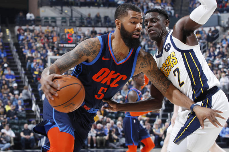 Pistons agree to two-year deal with big man Markieff Morris