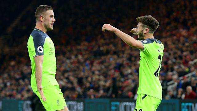 This weekend's match against West Brom comes too soon, but Jurgen Klopp says Jordan Henderson and Adam Lallana will be fit soon.