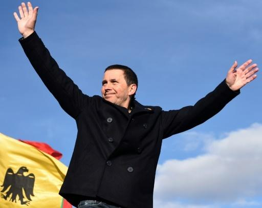 Basque leader freed from Spanish jail, vows to push for peace