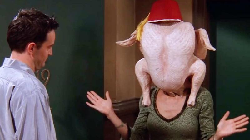 Here's Every Thanksgiving Episode Of 'Friends' In Order Of Best To…Least Best