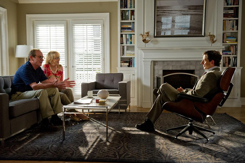 "<a href=""http://movies.yahoo.com/movie/great-hope-springs/"">""Hope Springs</a>"" (August 10): Meryl Streep and Tommy Lee Jones play a couple who have been married 31 years -- and she's bored, bored, bored. At the wife's insistence, the pair attend a marriage retreat run by a couples counselor played by Steve Carell. Sex happens in this comedy from ""The Devil Wears Prada"" director David Frankel."