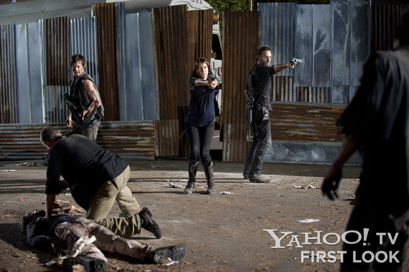 """""""The Walking Dead"""" -- """"The Suicide King"""""""