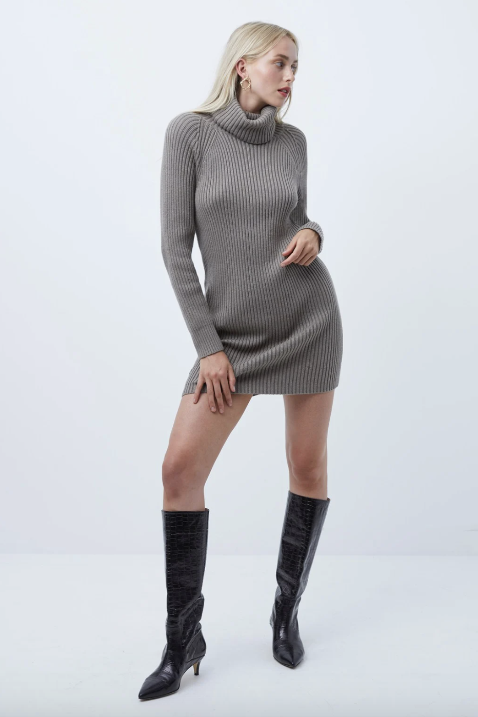 "<br><br><strong>French Connection</strong> Katerina Knitted Roll Neck Dress, $, available at <a href=""https://go.skimresources.com/?id=30283X879131&url=https%3A%2F%2Fusa.frenchconnection.com%2Fproduct%2Fwoman-collections-dresses%2F71pde%2Fkaterina-knits-roll-neck-dress.htm"" rel=""nofollow noopener"" target=""_blank"" data-ylk=""slk:French Connection"" class=""link rapid-noclick-resp"">French Connection</a>"