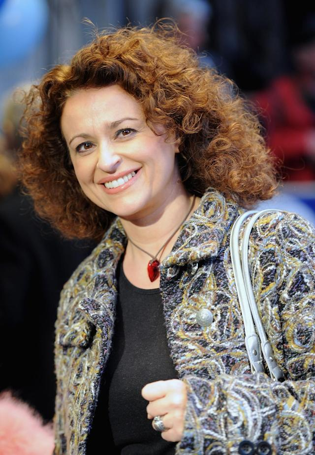 Sawalha in 2010 [Photo: Getty]