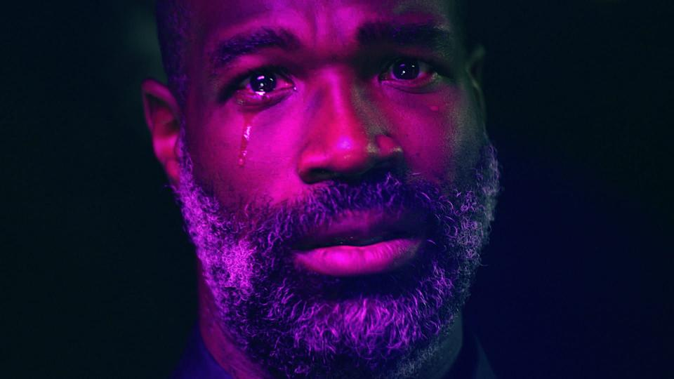 """Tunde Adebimpe plays part of a couple that rethink their relationship in """"She Dies Tomorrow."""""""