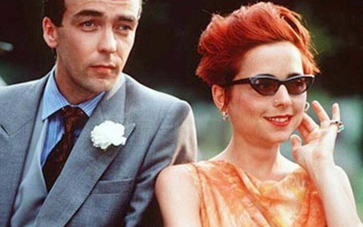 John Hannah and Charlotte Coleman in Four Weddings and a Funeral - Credit: Universal