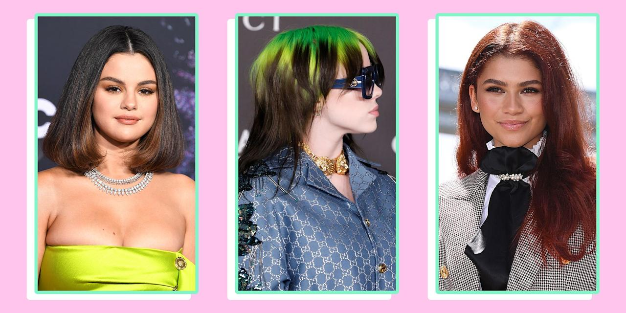 <p>Stars love to switch up their look! From major dye jobs to cool cuts, these are the best hair makeovers.</p>