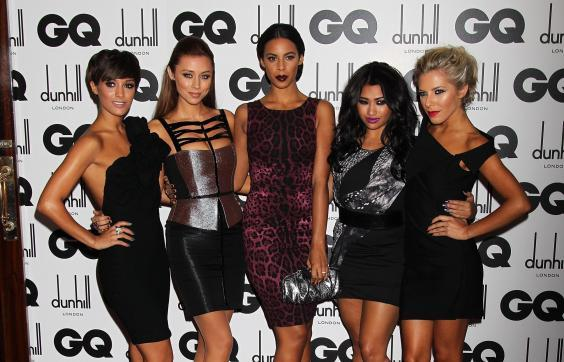 Frankie Bridge was part of the girl band The Saturdays (Getty)