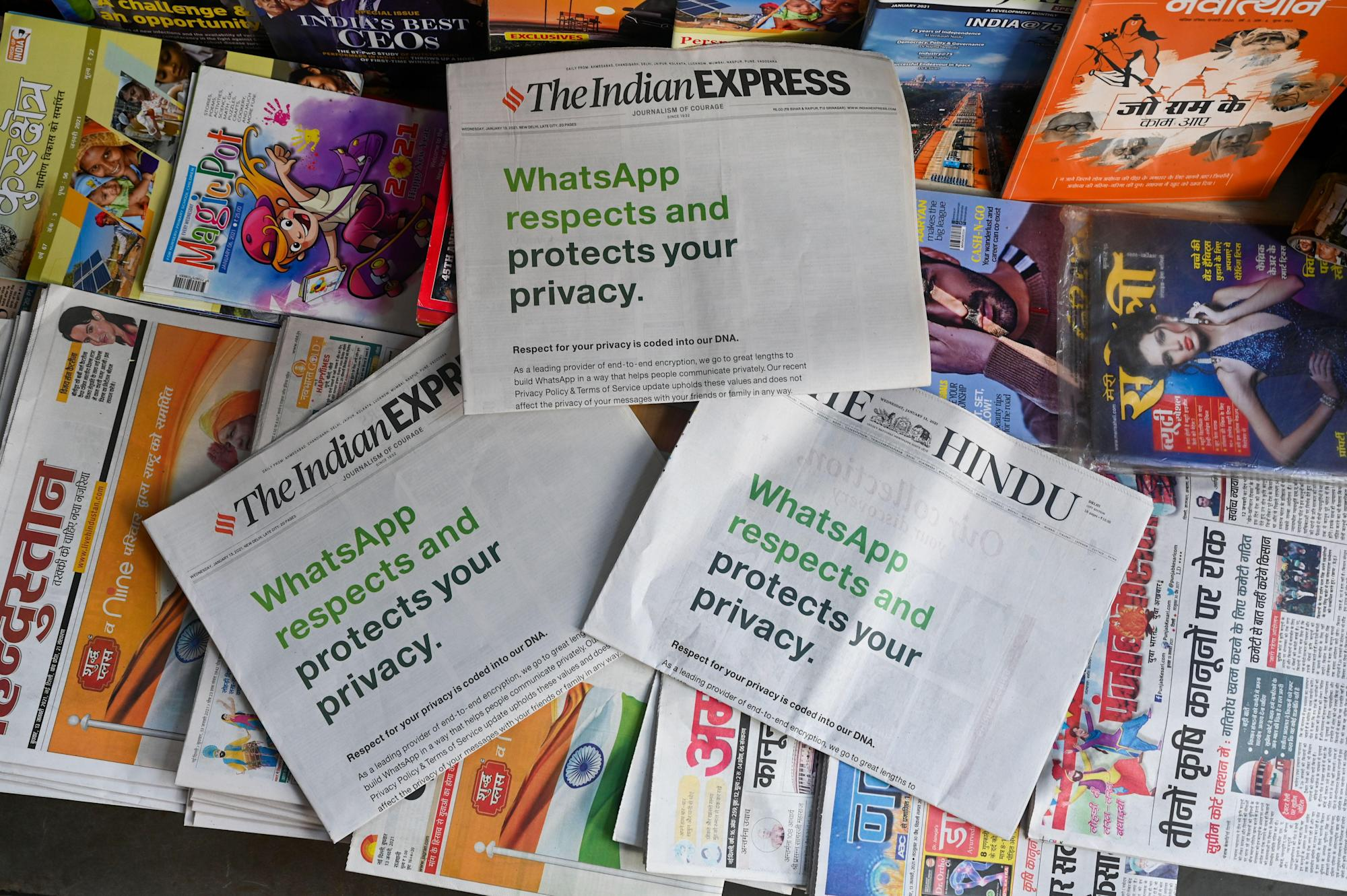 WhatsApp delays enforcement of privacy terms by 3 months, following backlash