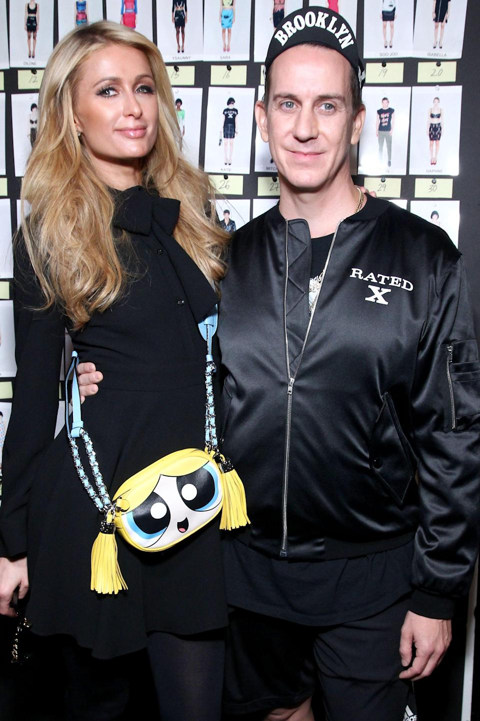 Jeremy Scott Was Previously Going to Design Her Afterparty Dress