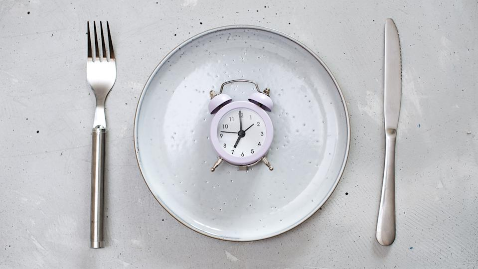 Intermittent fasting works by having periods of time when you don't eat or limit the calories you do have (Image: Getty Images)