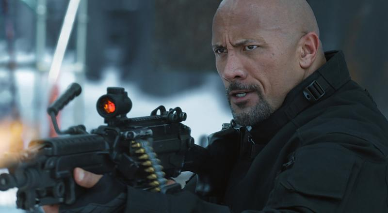 Dwayne Johnson has his sights on an expanded 'Fast & Furious' universe (credit: Universal)