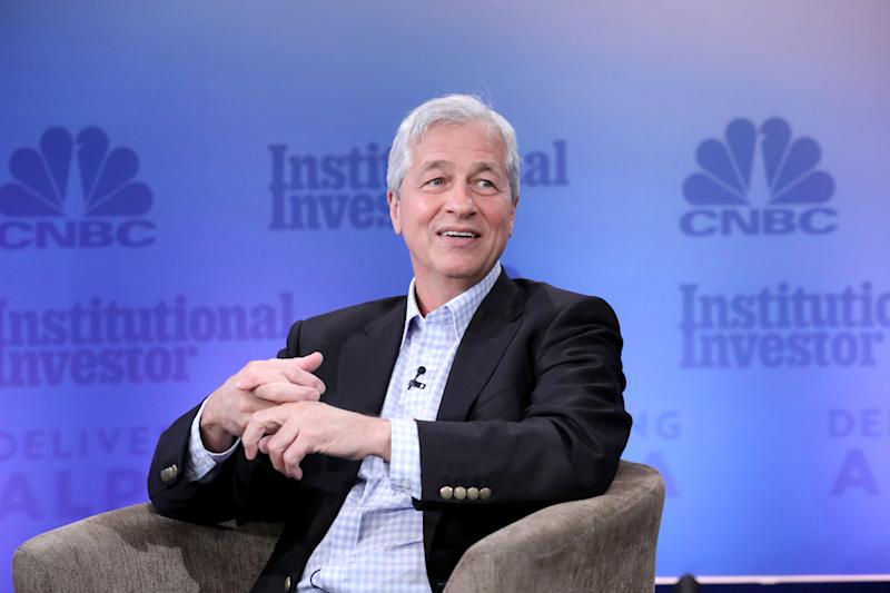 Bitcoin Is Plunging After Jamie Dimon Called It a 'Fraud'