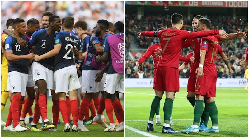 France vs Portugal, UEFA Nations League 2020–21 Live Streaming Online in IST: Get Match Free Telecast Time and TV Channels to Watch in India
