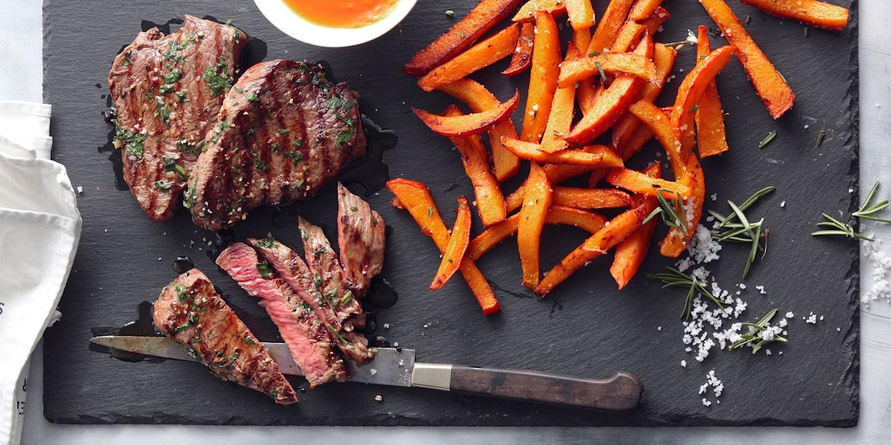 """<p>Still on the hunt for the <a href=""""https://www.bestproducts.com/lifestyle/g1453/fathers-day-gifts-ideas/"""" target=""""_blank"""">perfect Father's Day gift?</a> If your dad loves to grill, we think there's no better gift for him than a subscription to one of these best steak-of-the-month clubs. These meat delivery services deliver restaurant-quality steaks, chicken breasts, and other cuts of meat straight to your front door - just in time for grilling season. To save you time and energy during <a href=""""http://www.bestproducts.com/eats/food/g1505/grocery-shopping-list-apps/"""" target=""""_blank"""">meal planning</a>, we've found the most reliable, delicious, and easy-to-use steak-of-the-month clubs and meat subscription services that deliver restaurant-quality steak straight to your doorstep. Let's dig in!</p>"""
