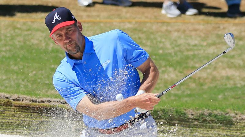 Smoltz dreams big in golf, but schedule, body often don't cooperate