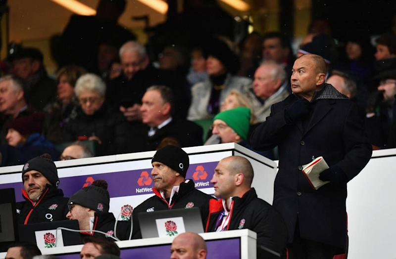 Eddie Jones has some serious repair work to do (Getty Images)